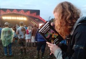 Rocking out, reading Theus & Urbanek